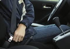 sitting car